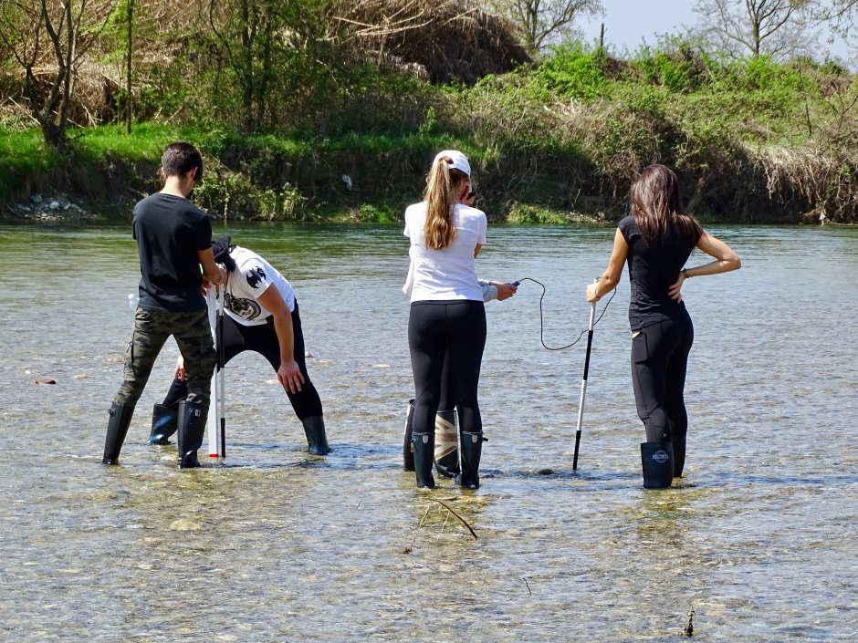 Science Field Work & Data Collection Trips